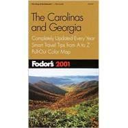 The Fodor's Carolinas and Georgia 2001