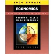 Economics Principles and Applications, 2006 Update (with InfoTrac)