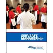 ServSafe ManagerBook with Online Exam Voucher