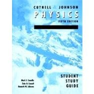 Physics, Student Study Guide, 5th Edition