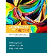 In Conflict and Order Understanding Society