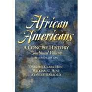 African Americans: A Concise History, Combined Edition