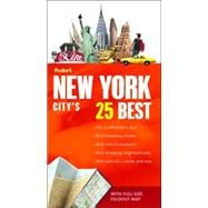 Fodor's Citypack New York City's 25 Best, 6th Edition