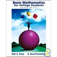 Basic Mathematics for College Students (with CD-ROM, Make the Grade, and InfoTrac)