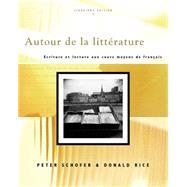 Autour de la litterature Ecriture et lecture aux cours moyens de fran�ais (with Audio CD)