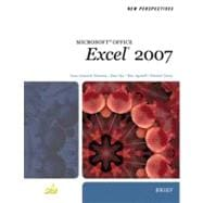 New Perspectives on Microsoft Office Excel 2007, Brief
