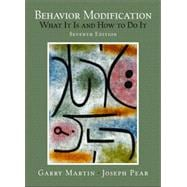 Behavior Modification : What It Is and How to Do It
