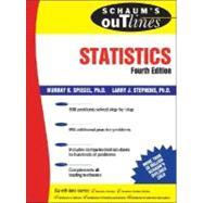 Schaum's Outline of Statistics