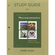 Study Guide for Foundations of Macroeconomics