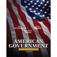 American Government: Roots And Reform, 2011 Edition (Hardcover), 11/E