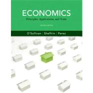 Economics Principles, Applications and Tools plus NEW MyEconLab with Pearson eText (2-semester access) -- Access Card Package