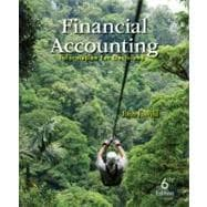 Financial Accounting: Information for Decisions with Connect Plus