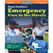 Emergency Care in the Streets Volume 1&2 Bundle