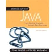 Starting Out with Java : From Control Structures Through Data Structures