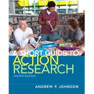 A Short Guide to Action Research