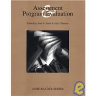 Assessment and Program Evaluation : An Ashe Reader