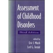 Assessment of Childhood Disorders, Third Edition
