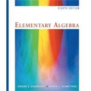 Elementary Algebra, Revised