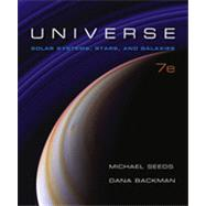 Universe: Solar System, Stars, and Galaxies, 7th Edition