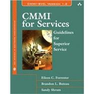 CMMI for Services : Guidelines for Superior Service
