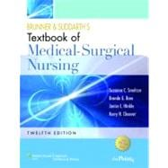 Brunner & Suddarth's Textbook of Medical-Surgical Nursing 1 Volume Set