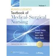 Brunner & Suddarth's Textbook of Medical-Surgical Nursing 2 Volume Set