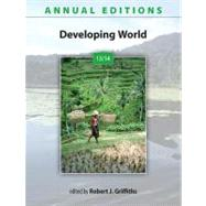 Annual Editions: Developing World 13/14