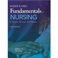 Kozier & Erb's Fundamentals of Nursing Plus NEW MyNursingLab with Pearson eText (24-month access) -- Access Card Package