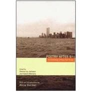 Poetry After 9/11 : An Anthology of New York Poets