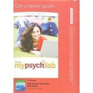 MyPsychLab -- Standalone Access Card -- for Understanding Psychology