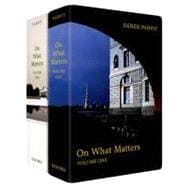 On What Matters Volume Two
