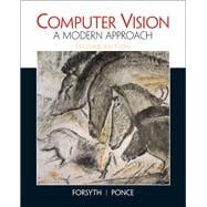 Computer Vision : A Modern Approach