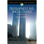 Development and Social Change : A Global Perspective