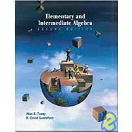 Elementary and Intermediate Algebra (Casebound with CD-ROM, Make the Grade, and InfoTrac)
