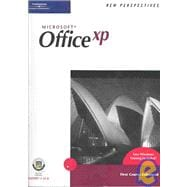 New Perspectives on Microsoft Office Xp: First Course Enhanced : Spiral