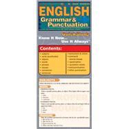 English Grammar & Punctuation Mini- BARCHART
