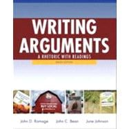Writing Arguments A Rhetoric with Readings with NEW MyCompLab with eText -- Access Card Package