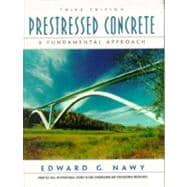 Prestressed Concrete : A Fundamental Approach