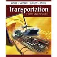 Transportation: A Supply Chain Perspective, 7th Edition