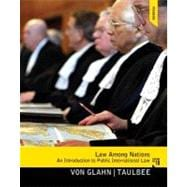 Law Among Nations An Introduction to Public International Law Plus MySearchLab with eText -- Access Card Package