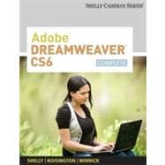 Adobe Dreamweaver CS6 Complete