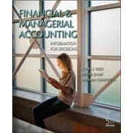 Financial and Managerial Accounting with Connect Plus