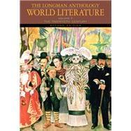 The Longman Anthology of World Literature, Volume F The Twentieth Century