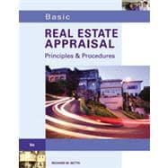 Basic Real Estate Appraisal (with Student CD-ROM)