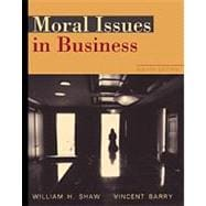 Moral Issues in Business (with InfoTrac)