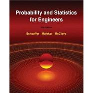 Student Solutions Manual for Scheaffer/Mulekar/McClave�sProbability and Statistics for Engineers, 5th