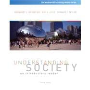Understanding Society : An Introductory Reader