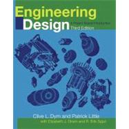 Engineering Design: A Project Based Introduction, 3rd Edition