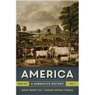 America + with Ebook and InQuizitive