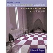 Interactive Computer Graphics : A Top-Down Approach with OpenGL